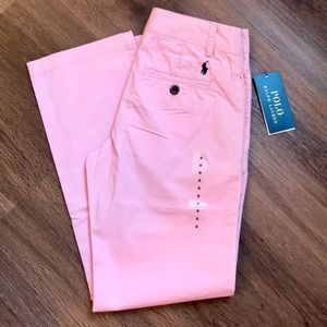 Polo Ralph Lauren Boys Cotton Twill Chino Pants